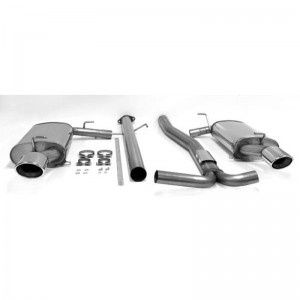 Jetex Exhaust System