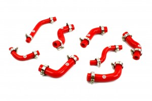 MR2 MK1 AW11 RHD Silicone Front Trunk Heater & Brake Booster Hose Kit