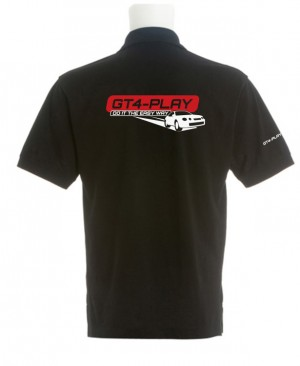 GT4-Play Polo Shirt