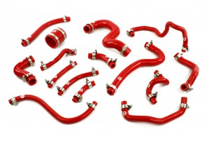 Breather Silicone Hose Kit- ST205