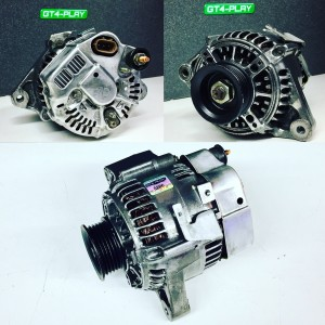 ST205 80A Overhauled Alternator