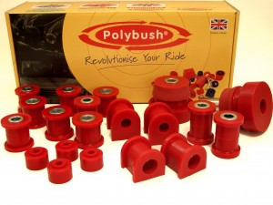 Roadster MR2 Polybush Kit