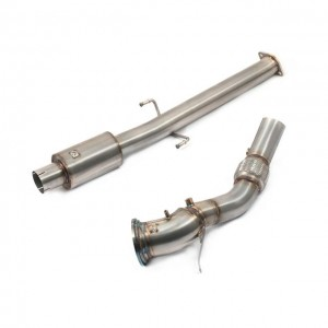 Cobra Sport GR Yaris Front Down pipe Sports cat/De cat (Incl GPF Delete) Exhaust
