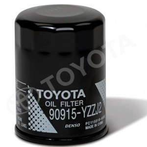 Oil Filter- Genuine Toyota