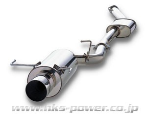 HKS Super Silent Hi Power Exhaust