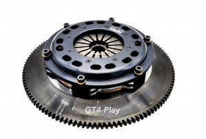 Competition Clutch Twin Plate