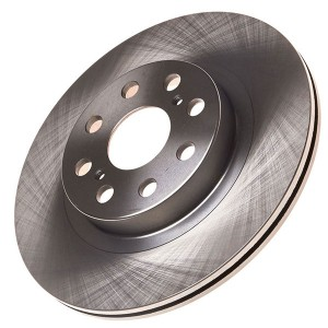 Front Brake Discs- Genuine Toyota