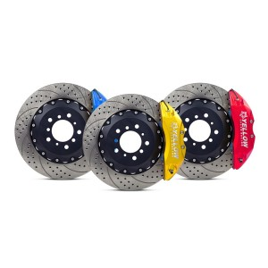 Yellow Speed Racing Big Brake Kit - Front