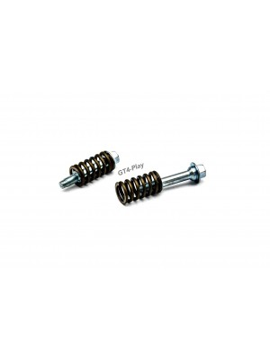 Front Exhaust Pipe Bolt & Spring Kit- Genuine Toyota