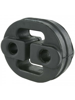 Exhaust Rubber Support Kit (4)- Genuine Toyota