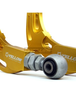 Yellow Speed Rear Camber Arms