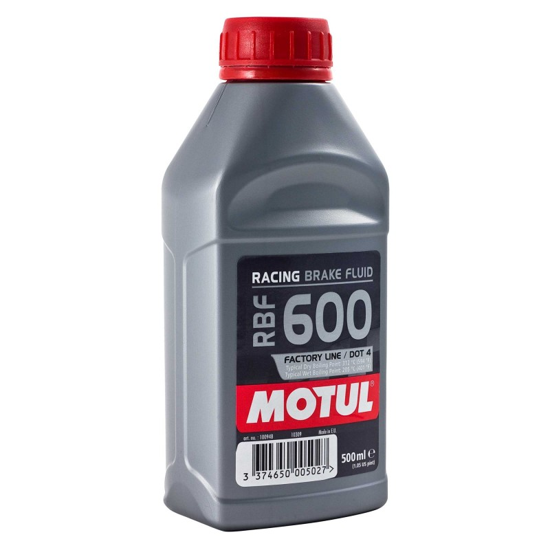 Motul RBF 600 Brake Fluid 500ML
